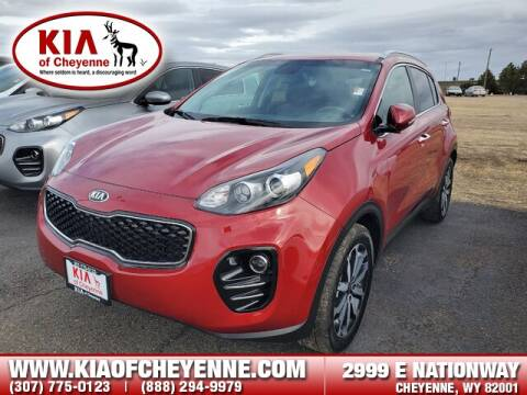 2018 Kia Sportage EX for sale at KIA OF CHEYENNE in Cheyenne WY
