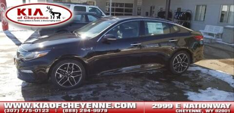 2020 Kia Optima for sale at KIA OF CHEYENNE in Cheyenne WY