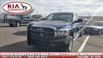 2006 Dodge Ram Pickup 2500 for sale in Cheyenne, WY