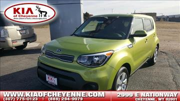 2017 Kia Soul for sale in Cheyenne, WY