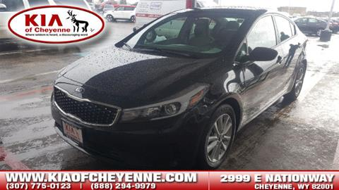 2017 Kia Forte for sale in Cheyenne, WY