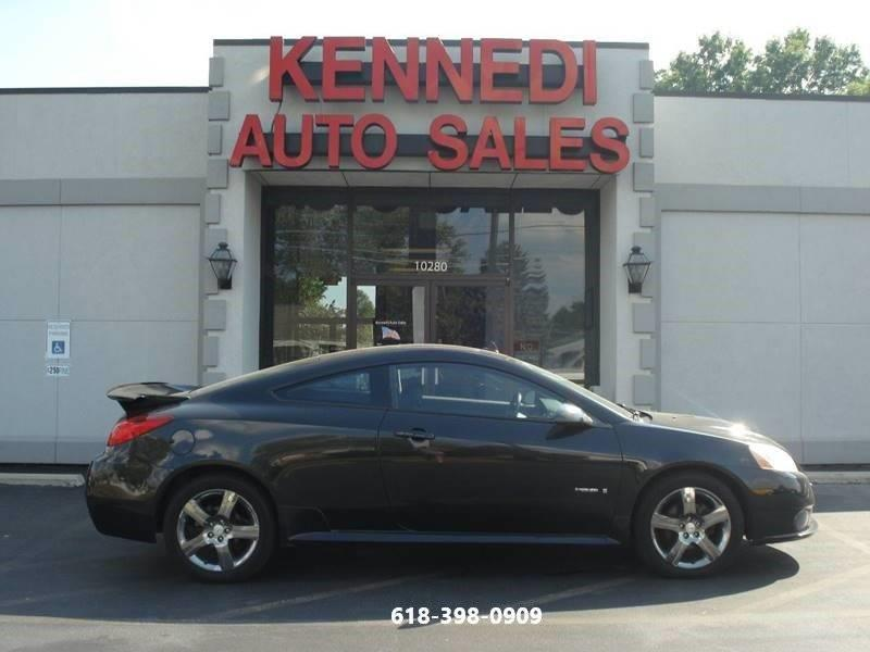 2008 pontiac g6 gxp 2dr coupe in cahokia il kennedi auto sales 2006 Pontiac G6 2 Door 2008 pontiac g6 gxp 2dr coupe fairview heights il