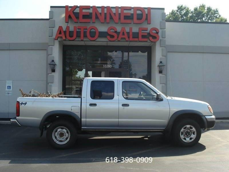 2000 Nissan Frontier 4dr XE 4WD Crew Cab SB   Fairview Heights IL