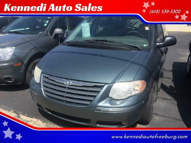 Kennedi Auto Sales >> 2007 Chrysler Town And Country Limited 4dr Extended Mini ...