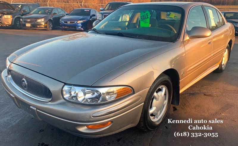2000 Buick Lesabre Custom 4dr Sedan In Cahokia Il
