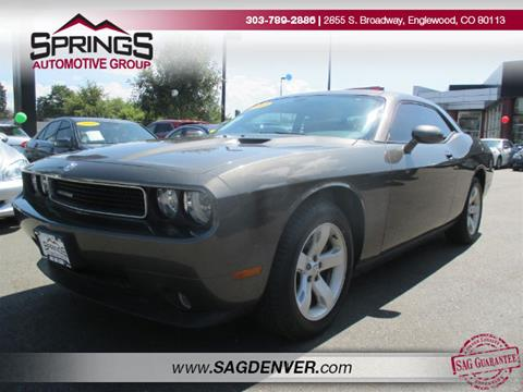 2010 Dodge Challenger for sale in Englewood, CO