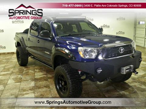 2014 Toyota Tacoma for sale in Englewood, CO
