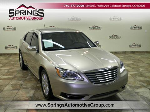 2014 Chrysler 200 for sale in Englewood, CO