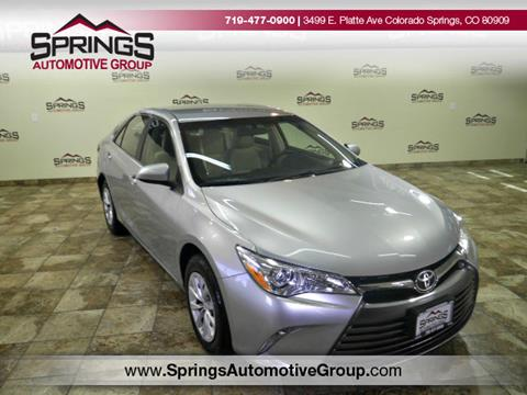 2016 Toyota Camry for sale in Englewood, CO