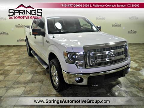 2014 Ford F-150 for sale in Englewood, CO