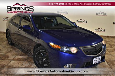 2012 Acura TSX for sale in Englewood, CO