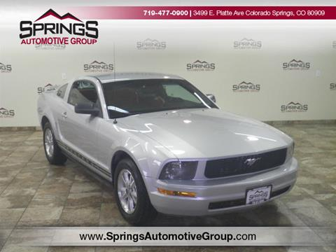 2006 Ford Mustang for sale in Englewood, CO