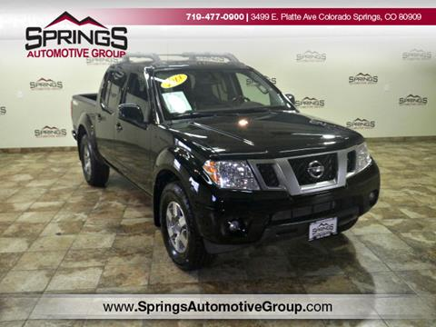 2013 Nissan Frontier for sale in Englewood, CO
