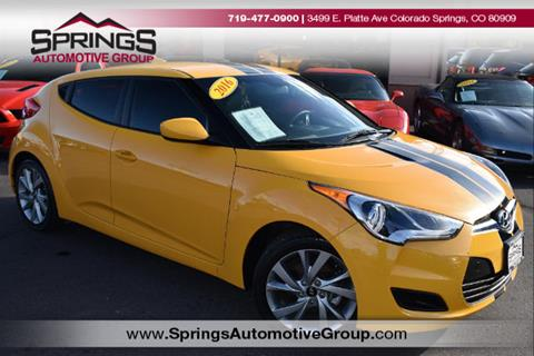 2016 Hyundai Veloster for sale in Englewood, CO