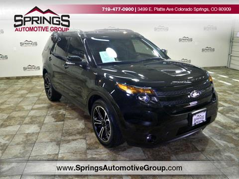2015 Ford Explorer for sale in Englewood, CO