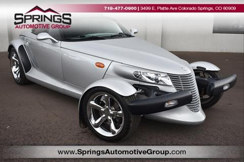 2001 Plymouth Prowler for sale in Englewood, CO