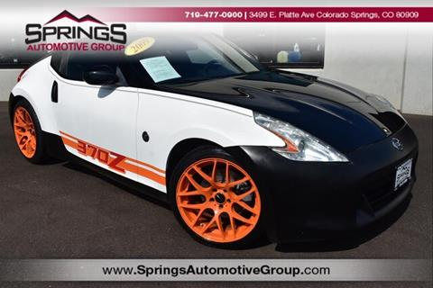 2009 Nissan 370Z for sale in Englewood, CO