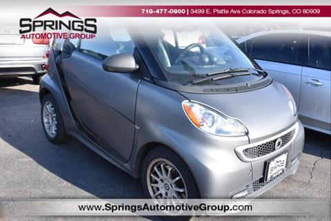 2013 Smart fortwo electric drive for sale in Englewood, CO