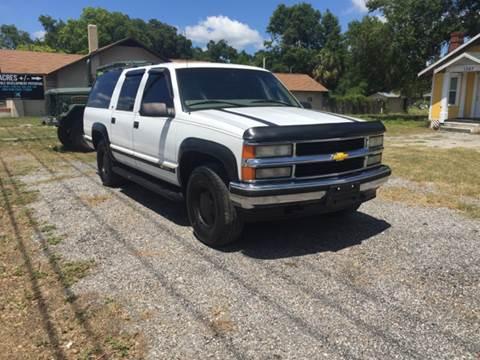 1997 Chevrolet Suburban for sale in Deland, FL