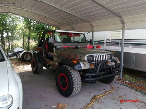 1988 Jeep Wrangler for sale in Deland, FL