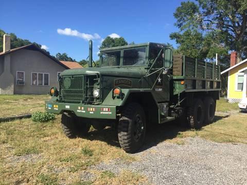 1986 AM General M35 for sale in Deland, FL