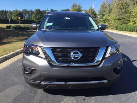 2018 Nissan Pathfinder for sale in Reidsville, NC
