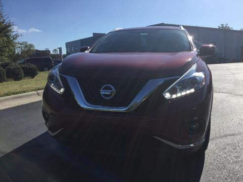 2017 Nissan Murano for sale in Reidsville, NC