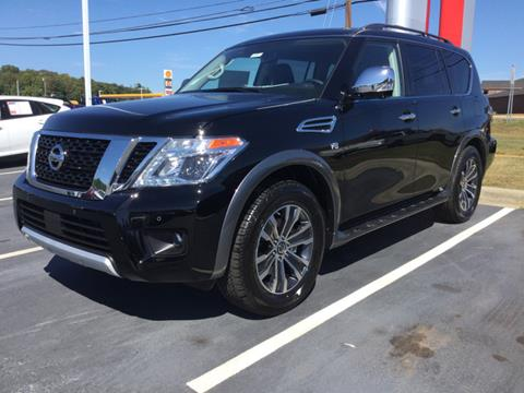 2018 Nissan Armada for sale in Reidsville, NC