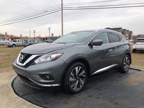 2018 Nissan Murano for sale in Reidsville, NC
