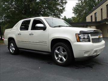 2011 Chevrolet Avalanche for sale in Reidsville, NC