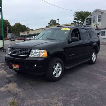 2005 Ford Explorer for sale in Whitman, MA