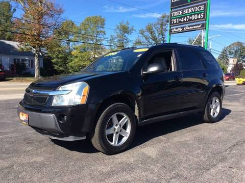 2005 Chevrolet Equinox for sale in Whitman, MA