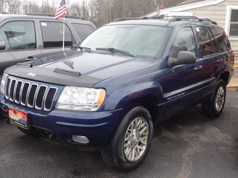 2003 Jeep Grand Cherokee for sale in Whitman, MA
