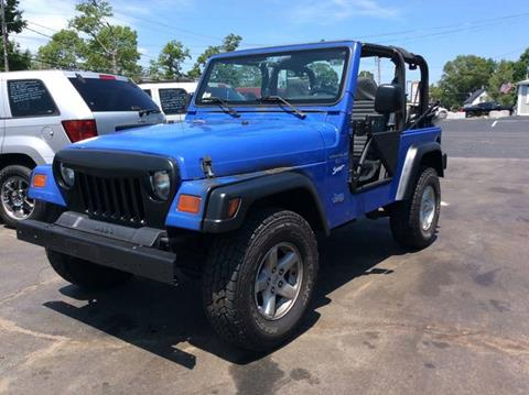 1997 Jeep Wrangler For Sale In Whitman, MA
