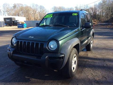 2002 Jeep Liberty for sale in Whitman, MA