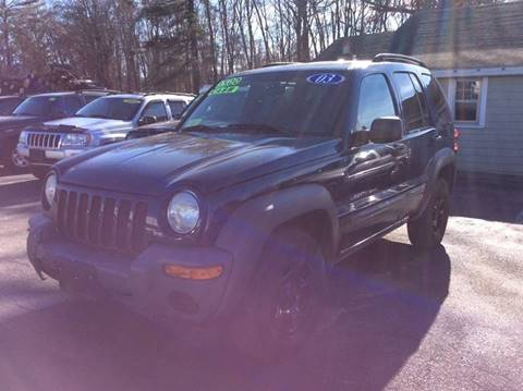2003 Jeep Liberty for sale in Whitman, MA