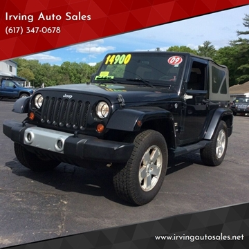 2009 Jeep Wrangler for sale in Whitman, MA