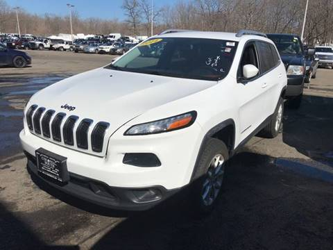 2014 Jeep Cherokee for sale in Whitman, MA