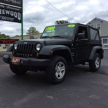 2011 Jeep Wrangler for sale in Whitman, MA