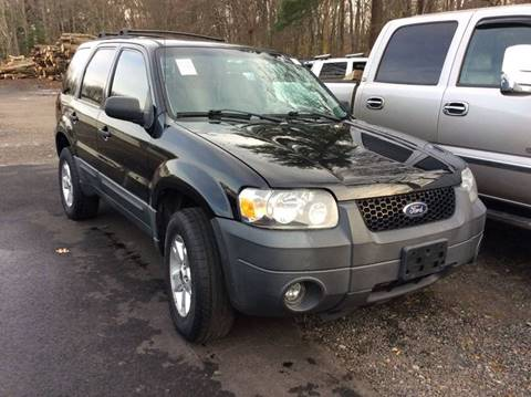 2005 Ford Escape for sale in Whitman, MA