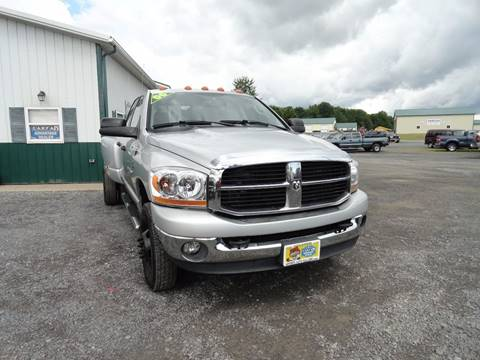 2006 Dodge Ram Pickup 3500 for sale in Westmoreland, NY