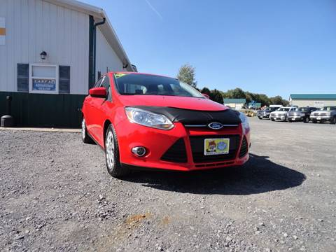 2012 Ford Focus for sale in Westmoreland, NY