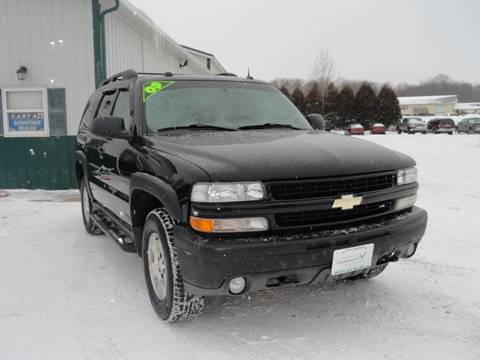 2005 Chevrolet Tahoe for sale at Upstate Auto Gallery in Westmoreland NY