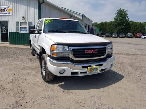 2007 GMC Sierra 2500HD Classic for sale in Westmoreland, NY