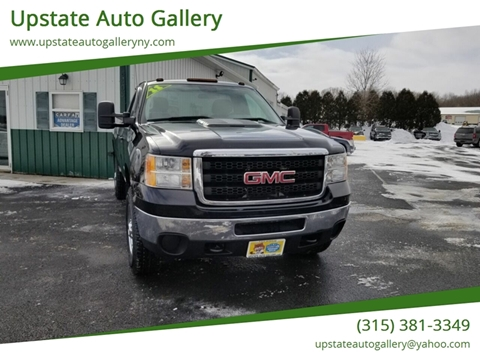 2011 GMC Sierra 2500HD for sale in Westmoreland, NY