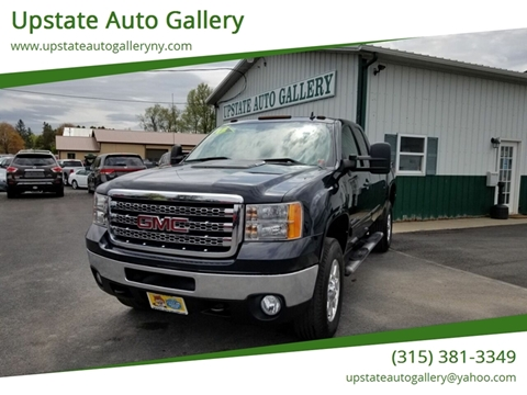 2012 GMC Sierra 2500HD for sale in Westmoreland, NY