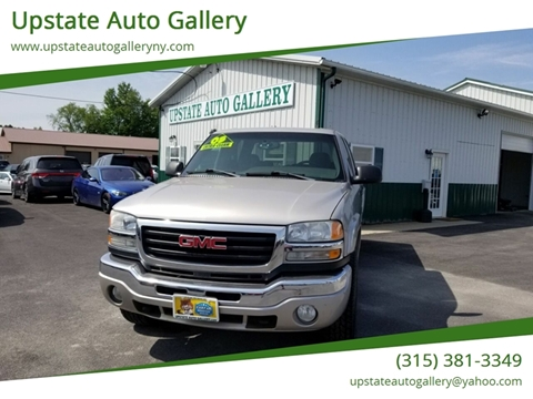 2005 GMC Sierra 2500HD for sale in Westmoreland, NY