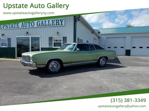 1970 Chevrolet Monte Carlo for sale in Westmoreland, NY