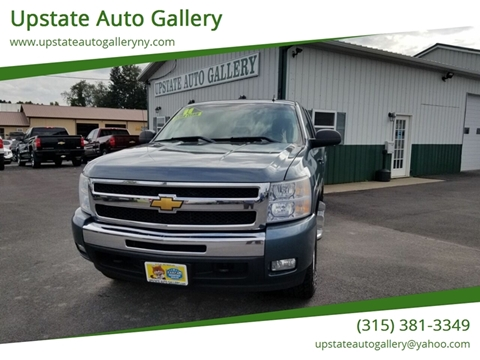 Upstate Auto Gallery Car Dealer In Westmoreland Ny