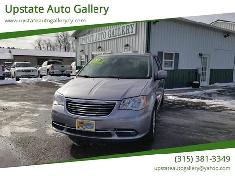 2014 Chrysler Town and Country for sale in Westmoreland, NY